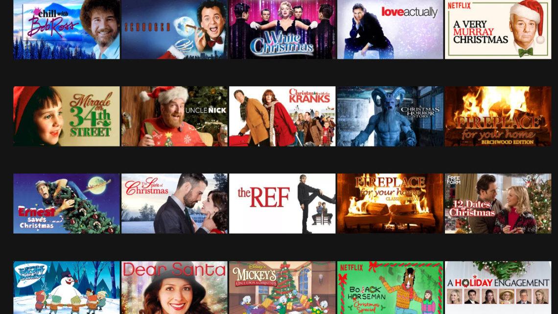 Done With NaNoWriMo? Take a Netflix Study Break